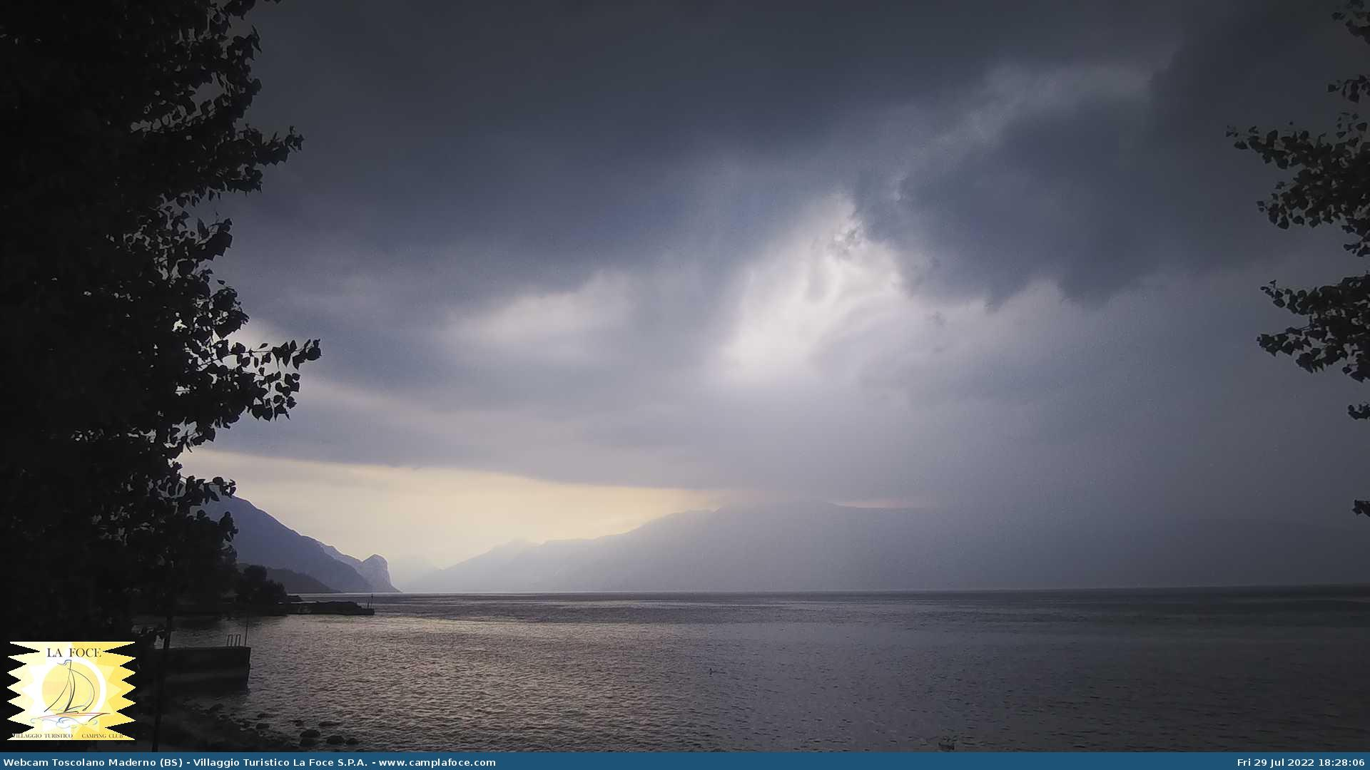 Webcam Toscolano Maderno